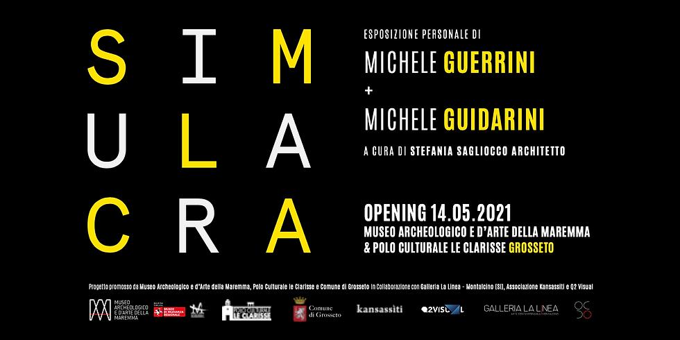 SIMULACRA_ Opening