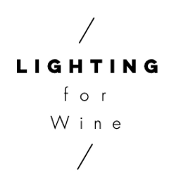 logo lightingforwine