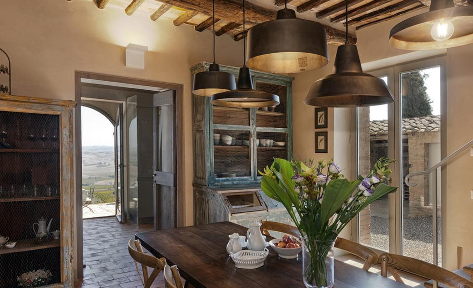 Sienna Color_DINING ROOM