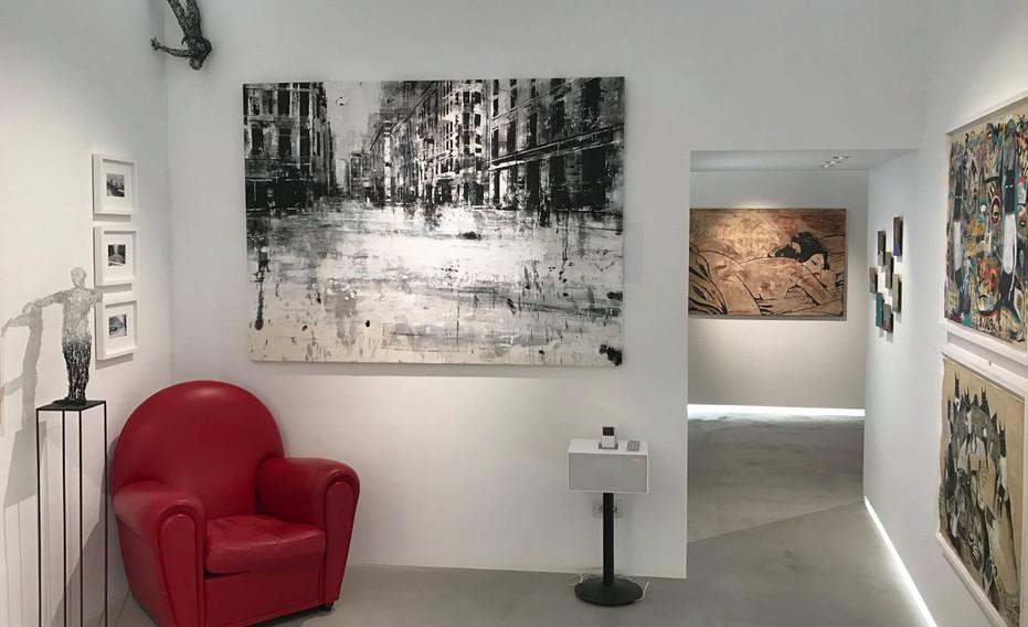 Art Gallery_EXHIBITION ROOM