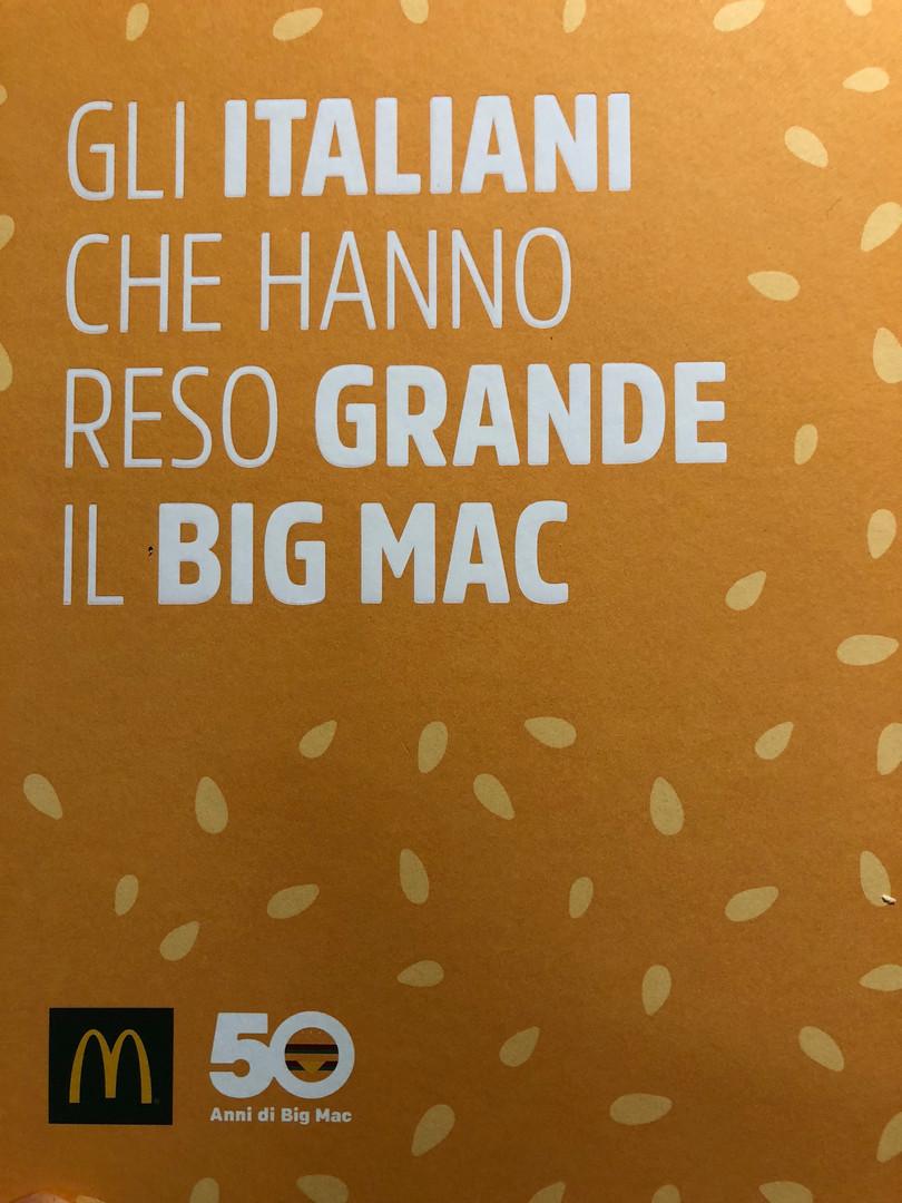 Mac Donald Italia