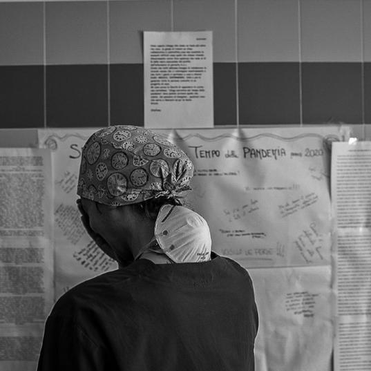 I giovani operatori sanitari