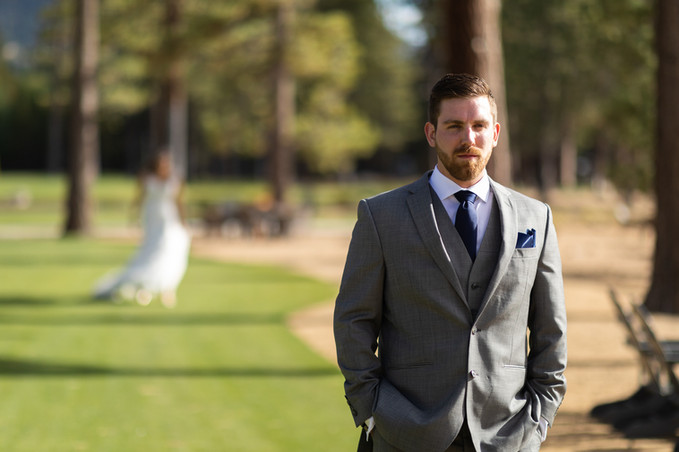 Wedding Photo by Divided Line Photography