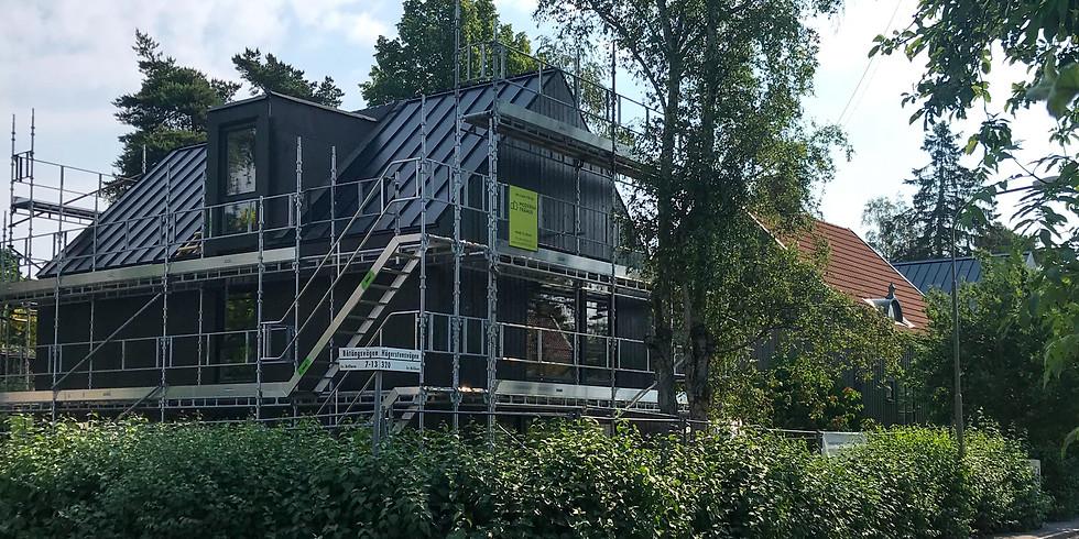 Brf Villa Mälarhöjden - en byggande förening