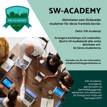 Delta i SW-academy