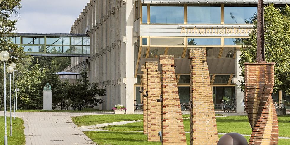 Campus Frescati, Konst och arkitektur