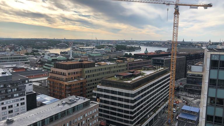 Stockholm City's första trähus i modern tid (FULLBOKAT - Registrering ej möjlig)