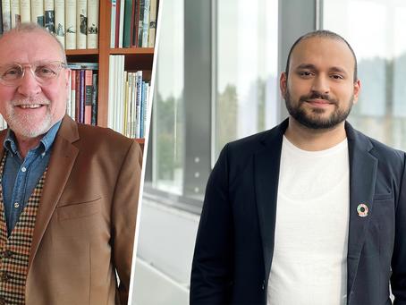 Två nya ambassadörer för Open House Stockholm