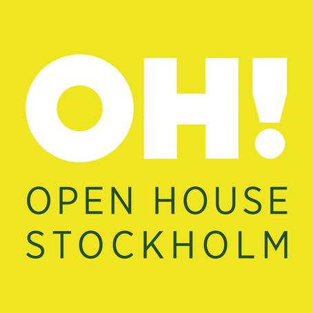 Samhällsbyggnadslänkens Johan Berg är ny ordförande i Open House Stockholm.