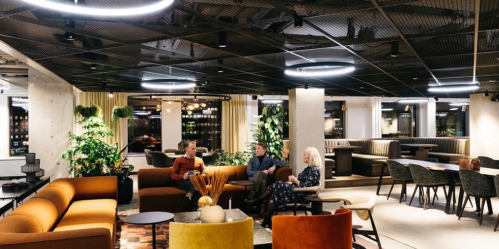 Framtidens kontor – Kom in till Vasakronan och Arena Sergel
