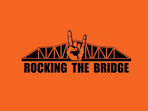 Rocking The Bridge Logo