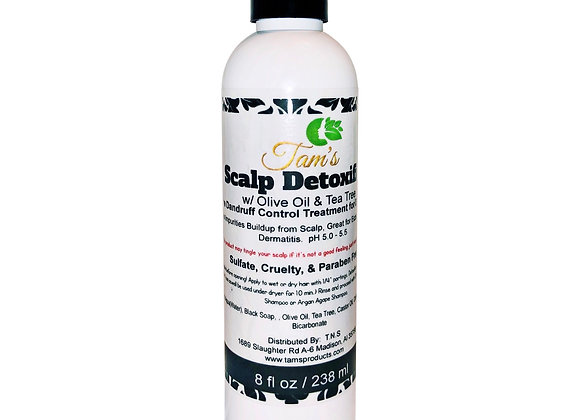 Scalp Detoxifier (Step 1) Pre Shampoo