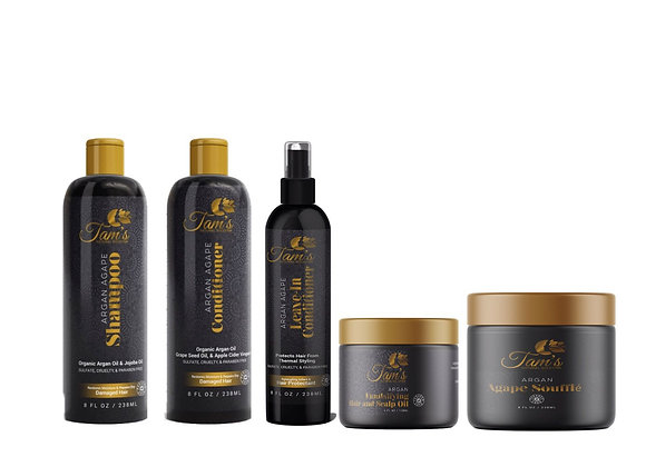 Argan Agape Collection System
