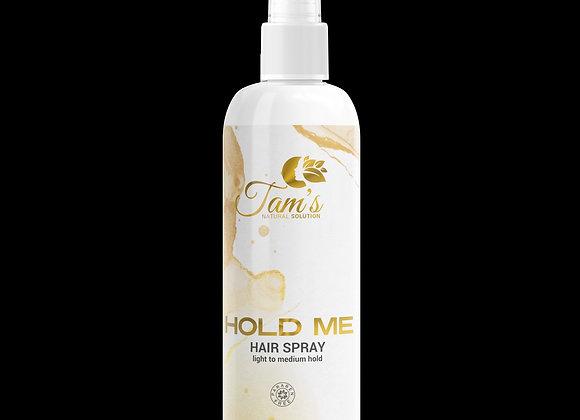 Hold Me Hair Spray