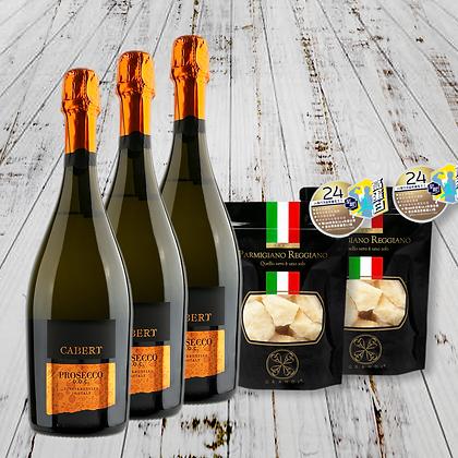 意大利汽酒套餐