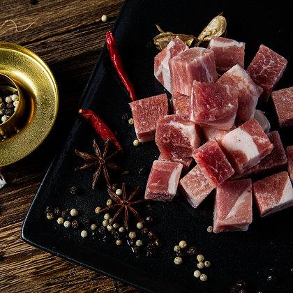 巴西豬梅肉. 切粒 (250G/包)