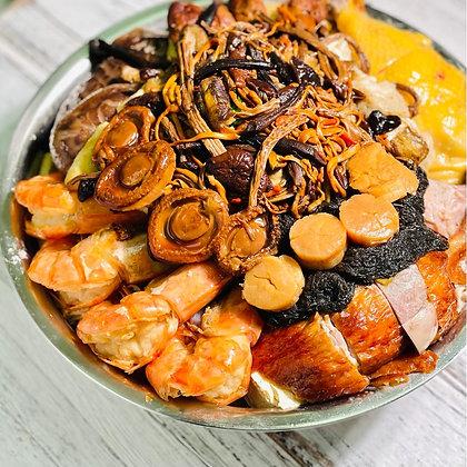 豪哥雲南野生菌盤菜 (3天前預定)
