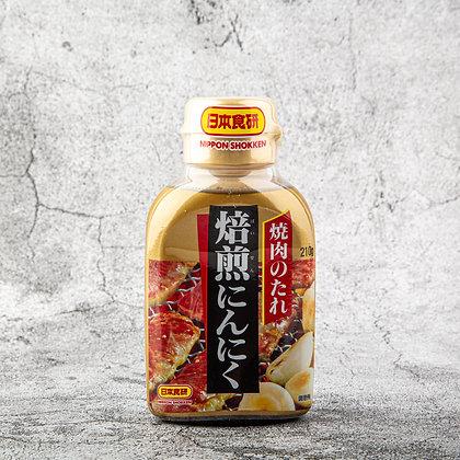 日本食研日式燒肉汁 (蒜蓉味)