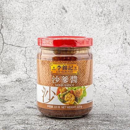 李錦記沙爹醬