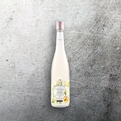 台灣釀製花瓣醋 - 檸檬草味(大)