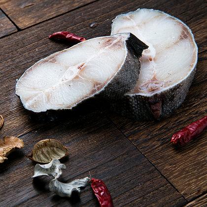美國銀鱈魚扒 (500G/包)