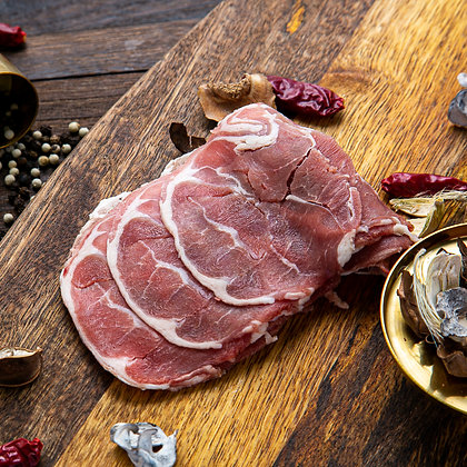 紐西蘭羊卷肉片 (200G/包)