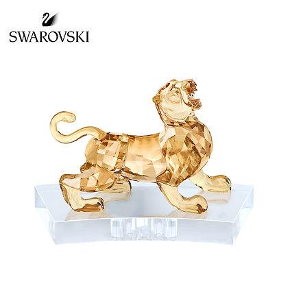Swarovski 中國生肖-虎 裝飾品