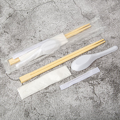 餐具套裝 (筷子/匙/紙巾/牙籤)