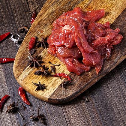 [醃]本地冰鮮滑牛肉片. 火鍋及韓燒用 (250G/包)
