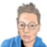 Self-portrait-with-Harry-Potter-glasses2
