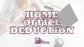 Can you take a Home Office deduction in your taxes? Let's find out