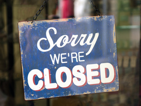 Is it time to close your business for good? If so, make sure you don't miss an important step.