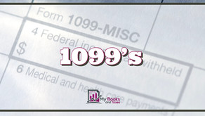 Diving into a variety of 1099's
