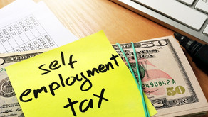 Are you self employed and worry about your taxes? You are not alone