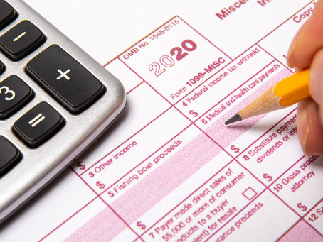 Proper issuance of Form 1099 for Law Firms