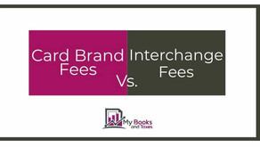 WARNING: Differences You Need To Know About Card Brand Fees vs. Interchange Fees