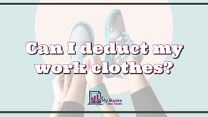 Work Clothes as a State Tax Deduction for California Residents