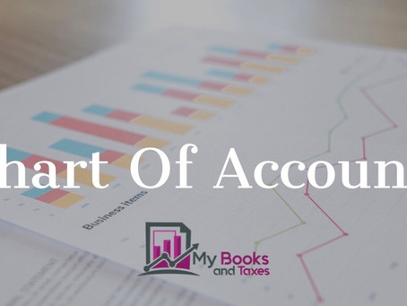Is your Chart of Accounts set up correctly for your business type?