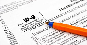 WARNING: Here's You Need To Know About forms W9 and 1099s