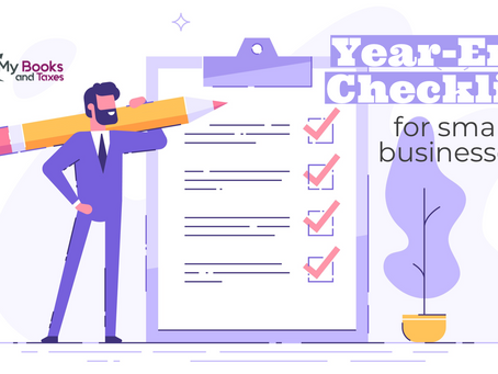 Year-End Checklist for small businesses