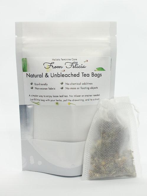 natural tea bags
