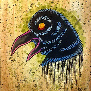 Raven Cry