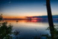 Sleep Tight- Lake Champlain at Sunset