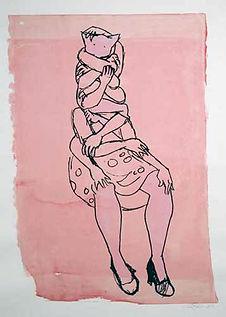 Untitled Silkscreen