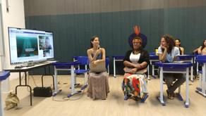 Mesa Redonda sobre Mulheres e Mercado de Trabalho: Empreendedorismo no Ambiente Marinho
