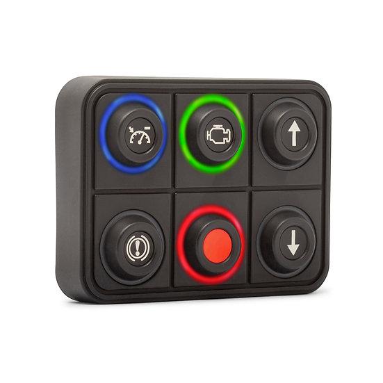 6-Key CAN-bus Keypad