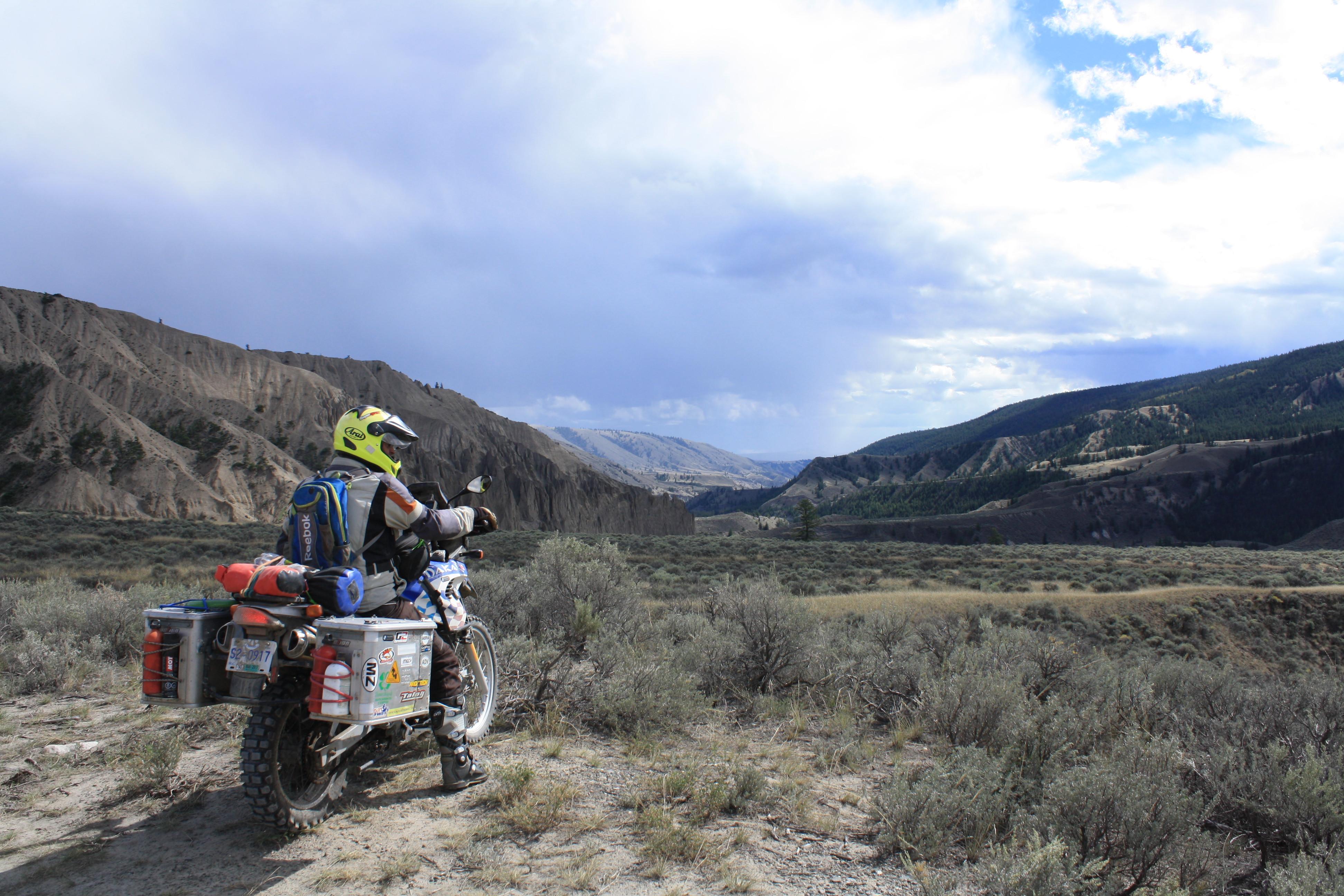 8 Day Chilcotin Adventure Ride