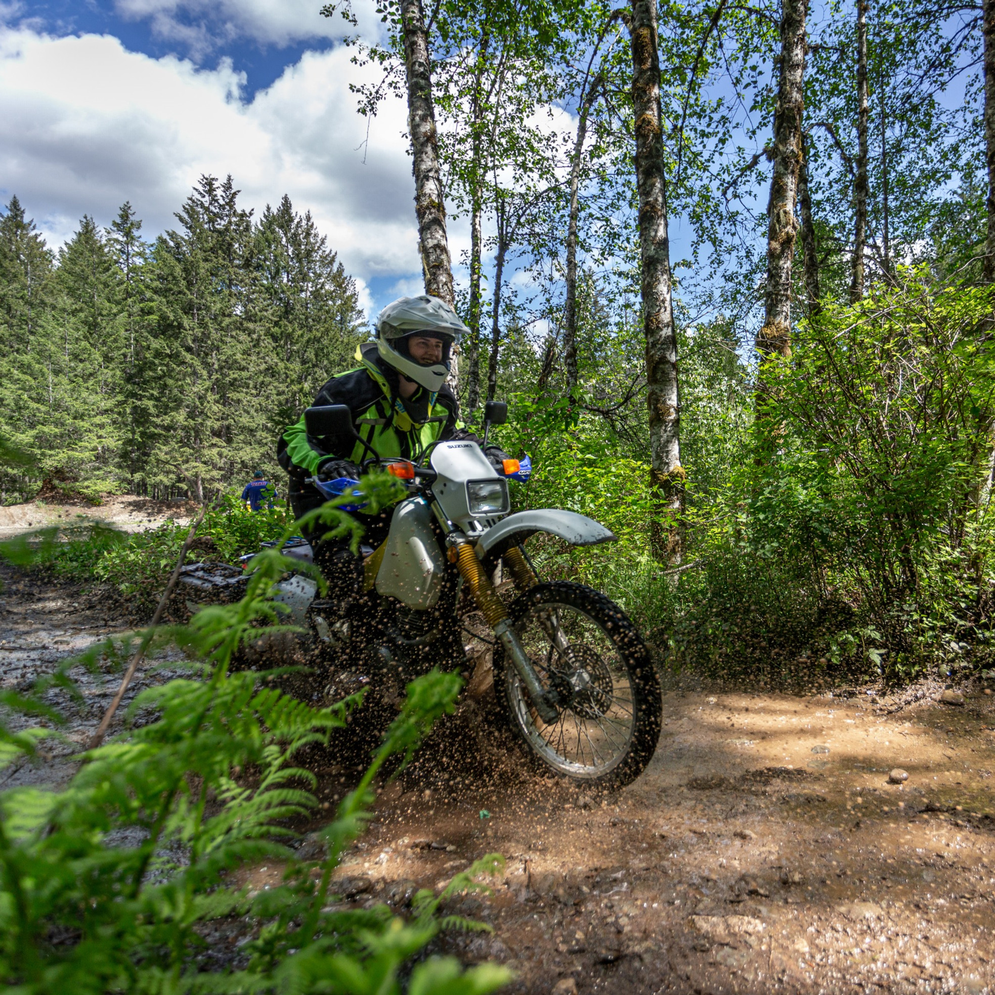 Adventure Riding I