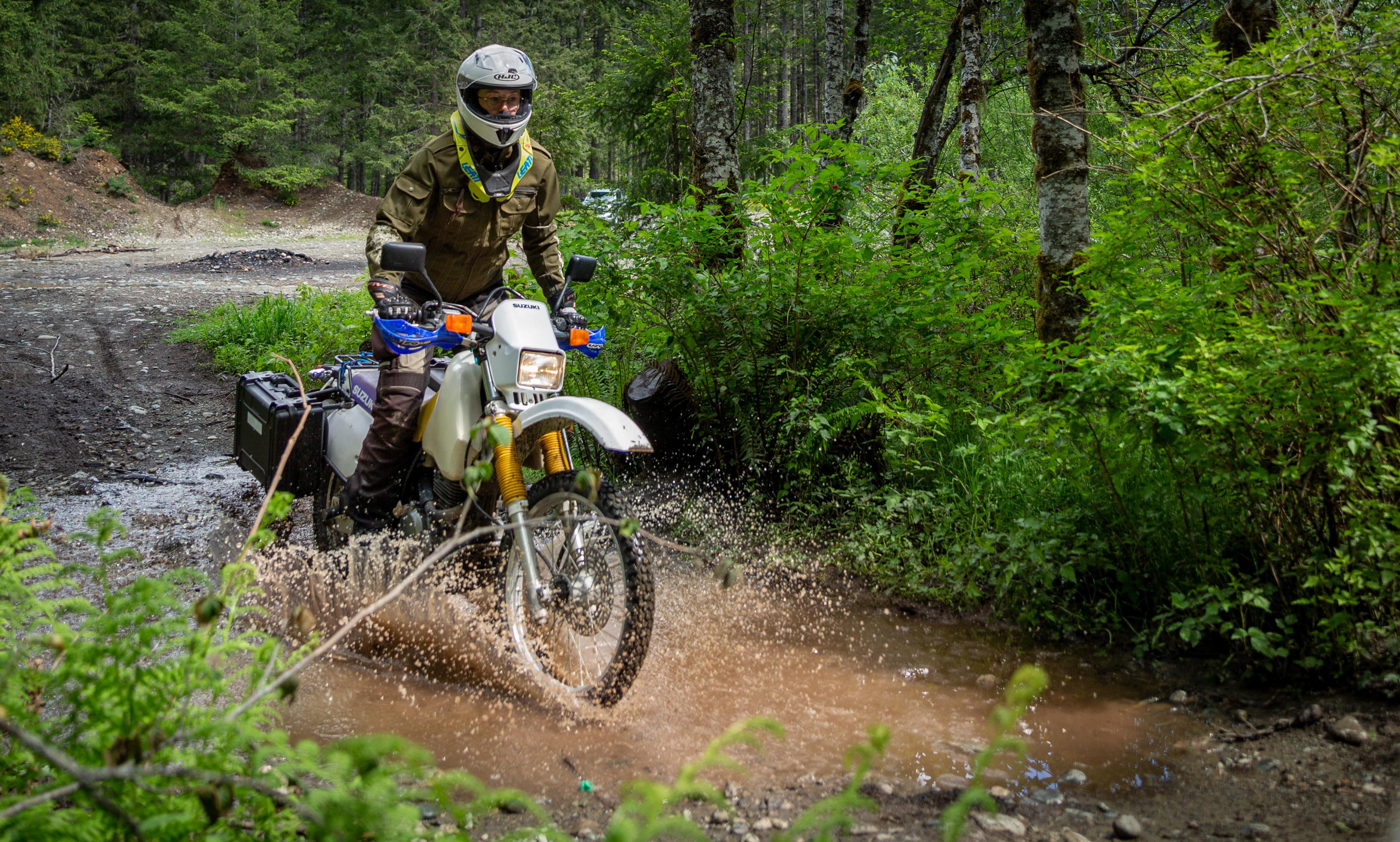 Adventure Riding I  - Women  Riders