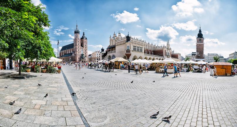 Polonia Cracovia Varsovia